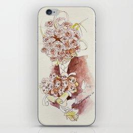 Happy Valentine's iPhone Skin