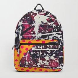 Hopkin's Bedtime - Polka dot Backpack