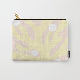 Matisse print, Matisse inspired art, Matisse cut out, Exhibition wall art, Matisse cut out, Matisse flower, Pastel pink Carry-All Pouch