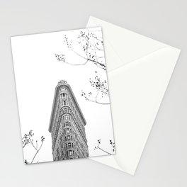 Flatiron Building NYC Stationery Cards