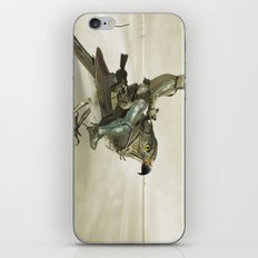 Knights ride iPhone & iPod Skin
