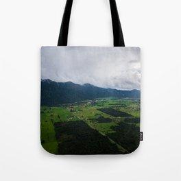 New Zealand South Island Tote Bag