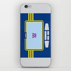 Soundwave Transformers Minimalist iPhone & iPod Skin