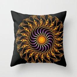 Encompass Throw Pillow