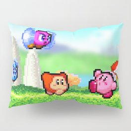 Kirby in Dreamland Pillow Sham