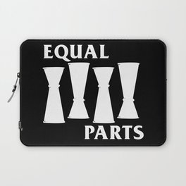 Equal Parts Laptop Sleeve