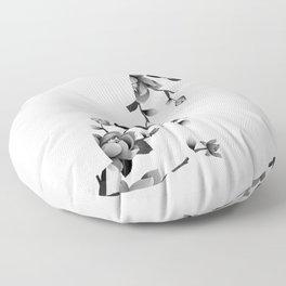 Cat 22 Floor Pillow
