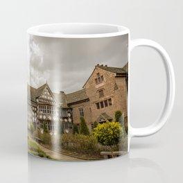 Cloudy Spring Day in an Old English Yard Coffee Mug