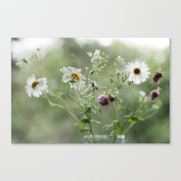 Wildflowers Canvas Print