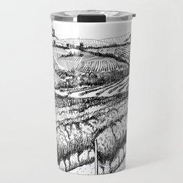 Vineyards of Piedmont Travel Mug