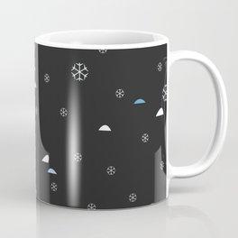Winter Pattern Coffee Mug