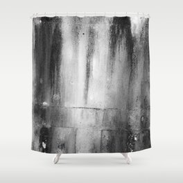 Halloween Rust Shower Curtain