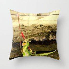 Perfect 10 Throw Pillow