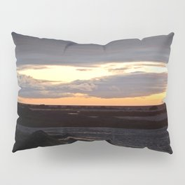 Sunset on the St-Lawrence Pillow Sham
