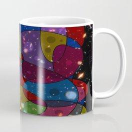 Abstract #305 Galaxies Coffee Mug