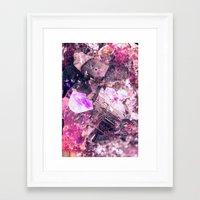 gem Framed Art Prints featuring Gem by Simona Sacchi