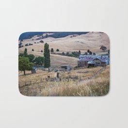 Country Farmhouse Bath Mat