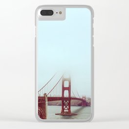 fogged Clear iPhone Case
