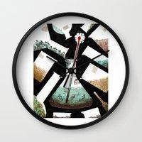 science Wall Clocks featuring Science! by Joe Lillington