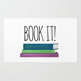 Book It! Rug