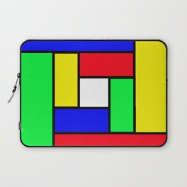 Game of colours Laptop Sleeve