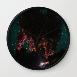Olive Tree   Niarchos Foundation Cultural Center   Wall Clock