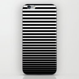 Line Gradient iPhone Skin