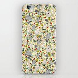 Cute Rabbit Pattern iPhone Skin