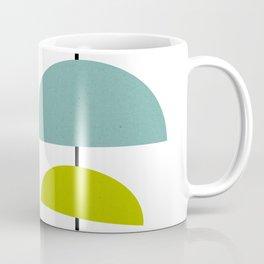 Mid Century 14 Coffee Mug