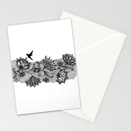 The lace Stationery Cards