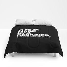 STEREOTYPE Comforters