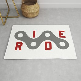 Ride (Chain) Rug