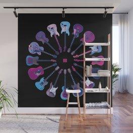 Music Circle Wall Mural