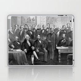 Our Presidents 1789 - 1881 Laptop & iPad Skin