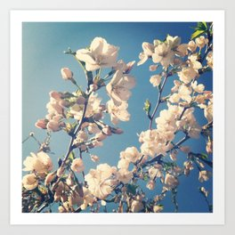 Spring Fever Art Print