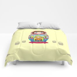 Russian doll Comforters