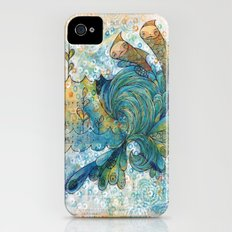 come with me iPhone (4, 4s) Slim Case