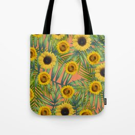 Sunlowres Party #1 Tote Bag