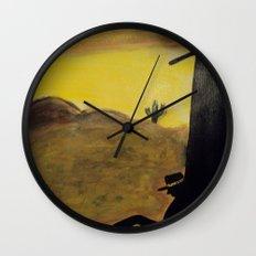 Just an Ol' Cowboy Wall Clock