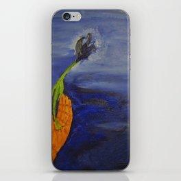 Let it Flourish iPhone Skin