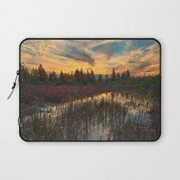 Autumn Dolly Sods Sunset Laptop Sleeve