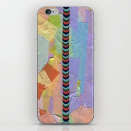 Pile iPhone Skin
