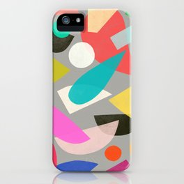 colored toys 1 iPhone Case