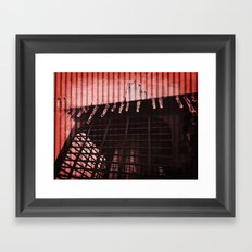Electric Chill  Framed Art Print
