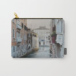 Venice small canal Carry-All Pouch