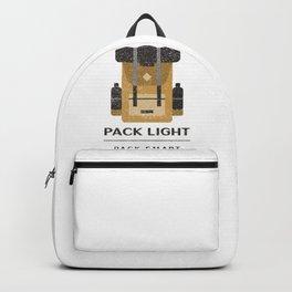 Pack Light Pack Smart - Ultralight Camping Backpack