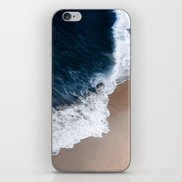 Even the biggest waves... iPhone Skin