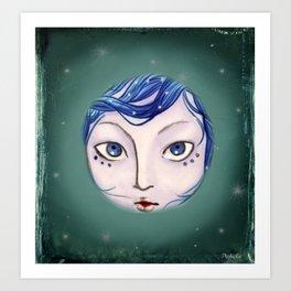 Eléa Art Print