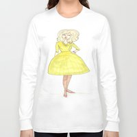 60s Long Sleeve T-shirts featuring 60s by A.S.M Designs