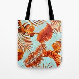 Summer Botanical Garden XIV Tote Bag